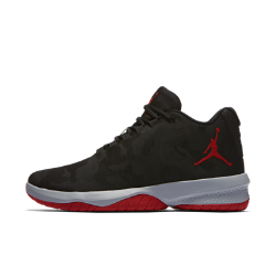 Мужские баскетбольные кроссовки Jordan B. FlyМужские баскетбольные кроссовки Jordan B. Fly из серии Fly обеспечивают непревзойденную поддержку, сцепление и амортизацию для взрывного старта и резких рывков при игрев зале.  Фиксация и поддержка  Прочный верх из тканого материала обеспечивает легкость и поддержку, а асимметричная шнуровка фиксирует стопу.  Превосходное сцепление  Резиновая подошва с приподнятыми желобками для превосходного сцепления с покрытием.<br>