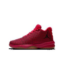 Баскетбольные кроссовки для школьников Jordan B. FlyБаскетбольные кроссовки для школьников Jordan B. Fly с прочным тканым верхом и упругой амортизацией обеспечивает высокую скорость и легкость.<br>