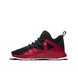 Кроссовки для школьников Jordan Formula 23Современное исполнение неустаревающей классики — легкая конструкция кроссовок для школьников Jordan Formula 23 напоминает об Air Jordan X.<br>