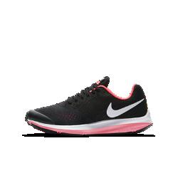 Беговые кроссовки для школьников Nike Zoom Winflo 4Беговые кроссовки для школьников Nike Zoom Winflo 4 с плотно прилегающим верхом из легкой сетки обеспечивают вентиляцию и комфорт на забегах и пробежках.<br>