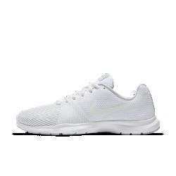 Женские кроссовки для тренинга Nike Flex BijouxЖенские кроссовки для тренинга Nike Flex Bijoux сочетают в себе легкий дышащий верх с поддерживающей платформой, которая обеспечивает гибкость и стабилизацию для самых интенсивных тренировок.<br>