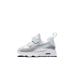 Кроссовки для малышей Nike Air Max Tiny 90Кроссовки для малышей Nike Air Max Tiny 90 с классическим профилем модели Air Max и обновленной системой амортизации обеспечивают комфорт на каждый день.<br>