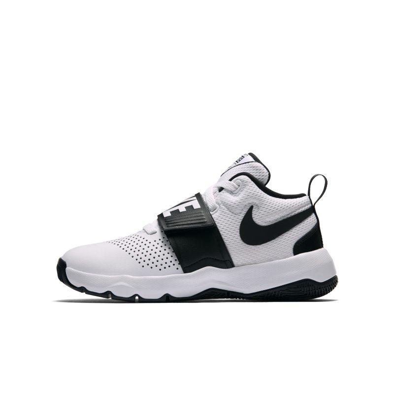 Nike Team Hustle D 8 Genç Çocuk Basketbol Ayakkabısı  881941-100 -  Beyaz 36.5 Numara Ürün Resmi