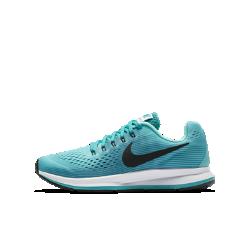 Беговые кроссовки для дошкольников/школьников Nike Zoom Pegasus 34Беговые кроссовки для дошкольников/школьников Nike Air Zoom Pegasus 34 обеспечивают упругую амортизацию, комфорт и надежную фиксацию стопы, помогая развивать потрясающую скорость во время ежедневных пробежек и важных соревнований.<br>