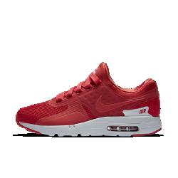 Мужские кроссовки Nike Air Max Zero PremiumКонструкция Air Max 1 мужских кроссовок Nike Air Max Zero Premium, разработанная еще в 1985 году, но увидевшая свет только в 2015, сочетает в себе обтекаемый верх и легкий амортизирующий пеноматериал, обеспечивающий современный уровень комфорта.<br>