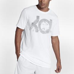 Мужская футболка Nike Dri-FIT KDМужская футболка Nike Dri-FIT KD из влагоотводящей ткани обеспечивает комфорт во время тренировки и на каждый день.<br>
