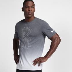 Мужская футболка Nike Dry KyrieМужская футболка Nike Dry Kyrie из мягкой влагоотводящей ткани обеспечивает абсолютный комфорт на площадке и за ее пределами.<br>