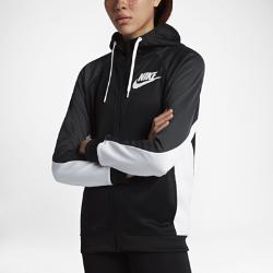 Женская худи Nike SportswearЖенская худи Nike Sportswear из мягкой ткани с рукавами покроя реглан обеспечивает комфорт и свободу движений на весь день.<br>