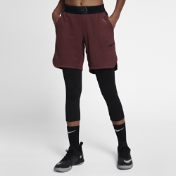 Женские баскетбольные шорты Nike 20,5 смЖенские баскетбольные шорты Nike 20,5 см с технологией AeroSwift обеспечивают легкость, защиту, вентиляцию и комфорт, не сковывая движений.<br>