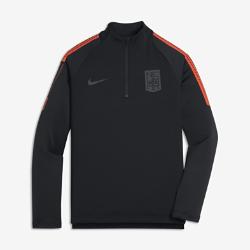 Игровая футболка для мальчиков школьного возраста Nike Dry Neymar Squad DrillИгровая футболка для мальчиков школьного возраста Nike Dry Neymar Squad Drill из влагоотводящей ткани с рукавами покроя реглан обеспечивает комфорт и свободу движений на поле.<br>
