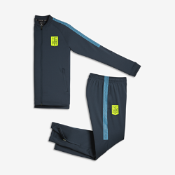 Футбольный костюм для мальчиков школьного возраста Nike Dry Neymar SquadФутбольный костюм для мальчиков школьного возраста Nike Dry Neymar Squad из влагоотводящей ткани с эргономичными швами обеспечивает комфорт и свободу движений.<br>