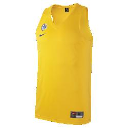Мужское баскетбольное джерси Maccabi Tel Aviv ReplicaМужское баскетбольное джерси Maccabi Tel Aviv Replica из влагоотводящей ткани обеспечивает комфорт на площадке и на трибунах.<br>