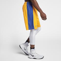 Мужские баскетбольные шорты Maccabi Tel Aviv ReplicaМужские баскетбольные шорты Maccabi Tel Aviv Replica из влагоотводящей ткани обеспечивают комфорт для максимальных результатов.<br>