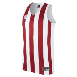Olympiacos BC Replica Men's Basketball Jersey
