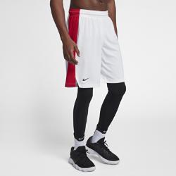 Мужские баскетбольные шорты Olympiacos BC ReplicaМужские баскетбольные шорты Olympiacos BC Replica из влагоотводящей ткани обеспечивают комфорт для максимальных результатов.<br>