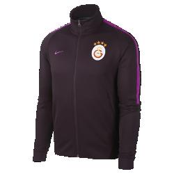Galatasaray S.K.Мужская куртка FFF Authentic N98Мужское футбольное джерси 2017/18 Galatasaray S.K.Мужская куртка FFF Authentic N98 из прочной ткани с воротником-стойкой с молнией до подбородка обеспечивает комфорт и защиту от холода.<br>