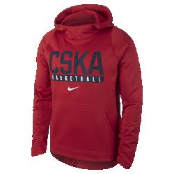 Мужская баскетбольная худи CSKA Moscow EliteМужская баскетбольная худи CSKA Moscow Elite из теплой ткани с фирменными деталями обеспечивает комфорт.<br>