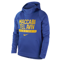 Maccabi Tel Aviv Elite Men's Basketball Hoodie