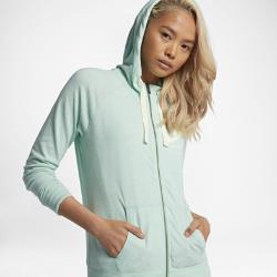 Женская худи c молнией во всю длину Nike Sportswear Gym VintageЖенская худи c молнией во всю длину Nike Sportswear Gym Vintage из ультрамягкого смесового хлопка обеспечивает комфорт на весь день в любой ситуации.<br>