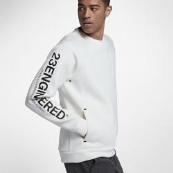 Мужской свитшот Jordan Sportswear Flight Tech ShieldМужской свитшот Jordan Sportswear Flight Tech Shield обеспечивает тепло и свободу движений благодаря теплоизолирующей ткани и бесшовной стеганой подкладке.<br>