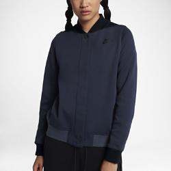 Женская куртка Nike Sportswear Tech Fleece DestroyerЛегендарная студенческая куртка Nike возвращается в новом исполнении: женская куртка Nike Sportswear Tech Fleece Destroyer из особого флиса для легкости и тепла.<br>