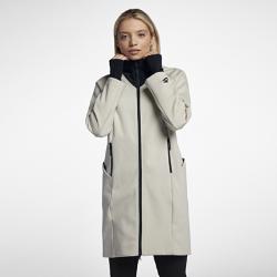 Женская куртка Nike Sportswear Tech FleeceЖенская куртка Nike Sportswear Tech Fleece защищает от дождя и удерживает тепло. Гладкий и мягкий флис обеспечивает легкость и тепло.<br>