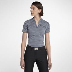 Женская рубашка-поло для гольфа Nike Zonal CoolingЖенская рубашка-поло для гольфа Nike Zonal Cooling из легкой влагоотводящей ткани с зонами усиленной вентиляции обеспечивает комфортное охлаждение во время игры.<br>