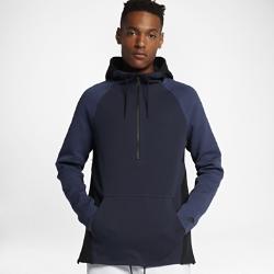 Мужская худи Nike Sportswear Tech FleeceМужская худи Nike Sportswear Tech Fleece обеспечивает легкость, тепло и регулируемую вентиляцию благодаря инновационной ткани и деталям на молнии.<br>