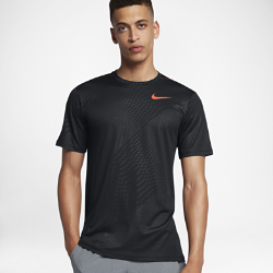 Мужская футболка для тренинга Nike LegendМужская футболка для тренинга Nike Legend из влагоотводящей ткани обеспечивает комфорт во время тренировки.<br>