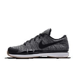 Мужские теннисные кроссовки NikeCourt Zoom Vapor Flyknit Hard CourtМужские теннисные кроссовки NikeCourt Zoom Vapor Flyknit Hard Court обеспечивают комфорт во время тренировки, быстрых рывков и заминки благодаря легкой конструкции.<br>