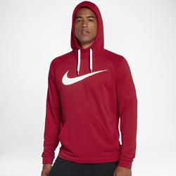 Мужская худи для тренинга Nike DryМужская худи Nike Dry из мягкой ткани френч терри с влагоотводящей технологией обеспечивает комфорт до, во время и после тренировки.<br>