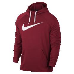 Мужская худи для тренинга Nike Dri-FITМужская худи для тренинга Nike Dri-FIT из мягкой ткани френч терри с влагоотводящей технологией обеспечивает комфорт до, во время и после тренировки.<br>