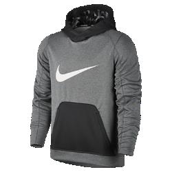 Мужская баскетбольная худи без молнии Nike Hyper EliteМужская баскетбольная худи без молнии Nike Hyper Elite из теплой ткани с эргономичными швами обеспечивает естественную свободу движений.<br>
