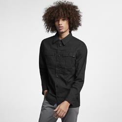 Мужская рубашка Nike SB FlexМужская рубашка Nike SB Flex из эластичной ткани с продуманным кроем в классическом стиле обеспечивает свободу движений.<br>