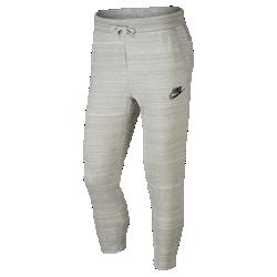 Мужские брюки Nike Sportswear Advance 15Мужские брюки Nike Sportswear Advance 15 из мягкой ткани джерси с зауженным кроем и регулируемым поясом обеспечивают оптимальный уровень комфорта.<br>