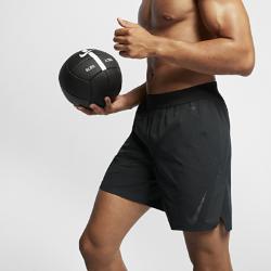 Мужские шорты для тренинга Nike Flex 20,5 смМужские шорты для тренинга Nike Flex 20,5 см из эластичной ткани с водоотталкивающим покрытием обеспечивают комфорт и свободу движений.<br>