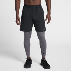 <ナイキ(NIKE)公式ストア>ナイキ フレックス リペル メンズ トレーニングショートパンツ 885963-010 ブラック画像