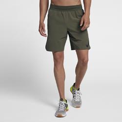 20%OFF!<ナイキ(NIKE)公式ストア>ナイキ フレックス リペル メンズ トレーニングショートパンツ 885963-395 オリーブ 30日間返品無料 / Nike+メンバー送料無料