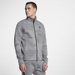 Мужская куртка Nike Sportswear Tech FleeceМужская куртка Nike Sportswear Tech Fleece из инновационной ткани обеспечивает тепло и комфортную защиту без лишних слоев.<br>