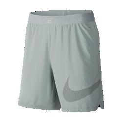 40%OFF!<ナイキ(NIKE)公式ストア>ナイキ フレックス メンズ 21cm トレーニングショートパンツ 886293-019 グレー 30日間返品無料 / Nike+メンバー送料無料