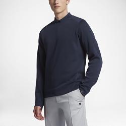 Мужской джемпер NikeCourt x RFМужской джемпер NikeCourt x RF обеспечивает комфорт и подходит для сочетания с другой одеждой. Стиль Роджера Федерера выражается в элегантных акцентах джемпера, созданного для прохладной летней погоды.<br>