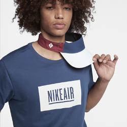 Мужская футболка с графикой NikeLab Nike Air x PigalleМужская футболка с графикой NikeLab Nike Air x Pigalle — стильная летняя модель на каждый день, отражающая дух уличного баскетбола.<br>