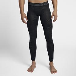 Мужские тайтсы для тренинга Nike Pro HyperCoolМужские тайтсы для тренинга Nike Pro HyperCool из дышащей влагоотводящей ткани обеспечивают комфорт, охлаждение и защиту от влаги во время тренировок.<br>