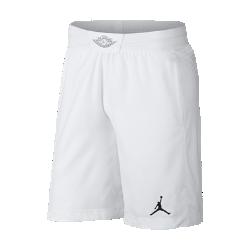 Мужские баскетбольные шорты Jordan Ultimate FlightМужские баскетбольные шорты Jordan Flight из влагоотводящей ткани обеспечивают комфорт во время игры.<br>