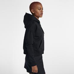 Женская теннисная худи NikeCourtЖенская теннисная худи NikeCourt из комфортной трикотажной ткани с боковым разрезом на молнии обеспечивает оптимальную вентиляцию на корте и за его пределами.<br>