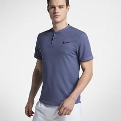 Мужская теннисная рубашка-поло NikeCourt Dri-FIT AdvantageМужская теннисная рубашка-поло NikeCourt Dri-FIT Advantage из влагоотводящей ткани с классическим кроем обеспечивает комфорт во время игры.<br>