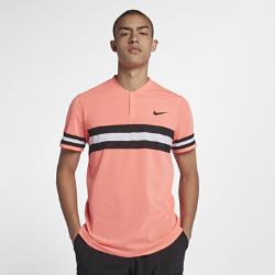Мужская теннисная рубашка-поло NikeCourt Dri-FIT AdvantageМужская теннисная рубашка-поло NikeCourt Dri-FIT Advantage из мягкой влагоотводящей ткани обеспечивает охлаждение и комфорт во время игры.<br>