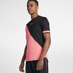 NikeCourt Zonal Cooling Challenger Men's Short-Sleeve Tennis Top