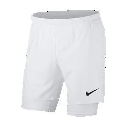 Мужские теннисные шорты NikeCourt Flex Ace 18 смМужские теннисные шорты NikeCourt Flex Ace 18 см из эластичной влагоотводящей ткани обеспечивают комфорт и свободу движений на корте.<br>