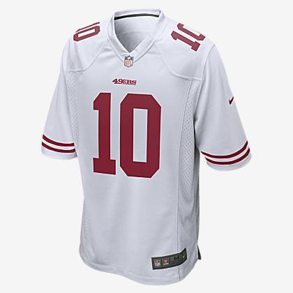 NFL San Francisco 49ers Game Jersey (Jimmy Garoppolo) Men's ...